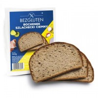 Noble Brown Bread - glutenfrei
