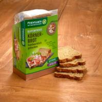Glutenfreies Körnerbrot - glutenfrei
