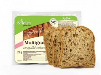 Multigrain Mehrkornbrot - glutenfrei
