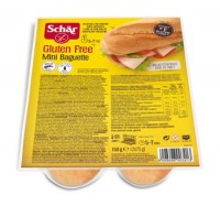 Mini Baguette Duo - glutenfrei