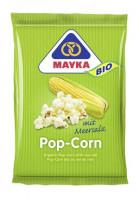 Bio Pop-Corn mit Meersalz - glutenfrei