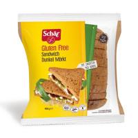 Sandwich Dunkel - glutenfrei