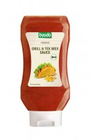 Grill & Tex Mex Sauce - glutenfrei