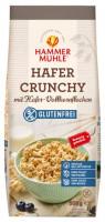 Hafer Crunchy mit Hafer-Vollkornflocken - glutenfrei