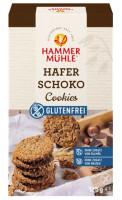 Hafer Schoko Cookies - glutenfrei