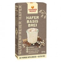 Hafer Basis Brei - glutenfrei