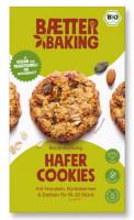 Bio Backmischung Hafer Cookies - glutenfrei