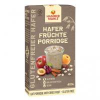 Hafer Früchte Porridge - glutenfrei