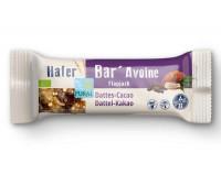 Hafer Bar Riegel Dattel Kakao - glutenfrei