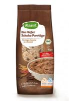 Bio Hafer Schoko Porridge - glutenfrei
