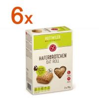 Sparpaket 6 x Haferbrötchen - glutenfrei
