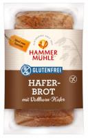 Haferbrot mit Vollkorn-Hafer - glutenfrei