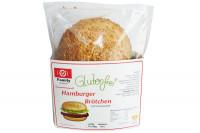 Hamburger Brötchen 2 Stück - glutenfrei