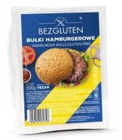 Glutenfreie Hamburger Brötchen - glutenfrei