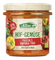 Hof Gemüse Pascals Paprika Trio - glutenfrei