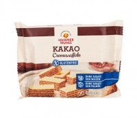 Kakao Cremewaffeln - glutenfrei