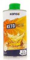 Keto MCT Öl 77% - glutenfrei