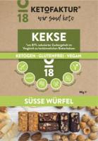 Kekse No18 Süsse Würfel - glutenfrei