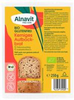 Bio Kerniges Aufbackbrot - glutenfrei