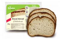 MHD*** 13.12.18 Königliches Brot glutenfrei - glutenfrei