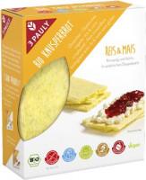 Knuspebrot Reis & Mais BIO - glutenfrei