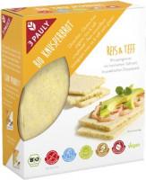 Knusperbrot Reis & Teff BIO - glutenfrei