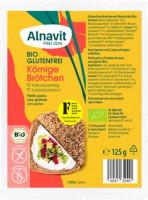 Bio Körnige Brötchen - glutenfrei