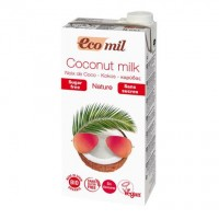 Kokosdrink zuckerfrei - glutenfrei