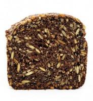 Bio Korn-an-Korn Brot frisch gebacken - glutenfrei