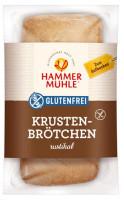 Krustenbrötchen rustikal - glutenfrei