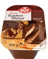 Kuchenglasur Kakao 200g - glutenfrei