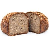 Bio Kürnabisbrot frisch gebacken - glutenfrei