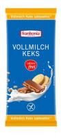 Vollmilch Keks Schokolade laktosefrei - glutenfrei