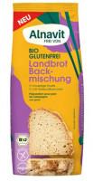 Bio Landbrot Backmischung - glutenfrei