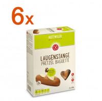 Sparpaket 6 x Laugenstange - glutenfrei