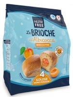 Le Brioche all Albicocca - glutenfrei