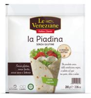 Le Veneziane la Piadina Wraps - glutenfrei
