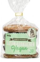 Elisen-Lebkuchen vegan sortiert schokoliert & unglasiert - glutenfrei