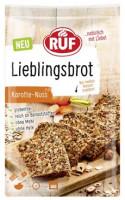 Lieblingsbrot Karotte-Nuss Brotbackmischung - glutenfrei