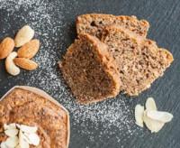Low-Carb Nuss Kuchen - glutenfrei