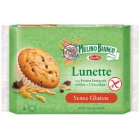 Lunette Törtchen mit Schokostücken - glutenfrei