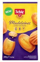 Madeleines - glutenfrei