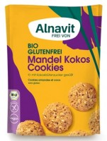 Bio Deluxe Mandel Kokos Cookies - glutenfrei