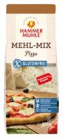 Mehl-Mix Pizza - glutenfrei