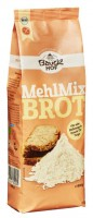 Mehl-Mix Brot - glutenfrei