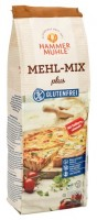 Bio Mehl-Mix plus - glutenfrei