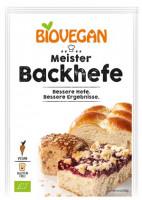 Meister Backhefe - glutenfrei