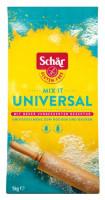 Mix it! Universal neue Rezeptur! - glutenfrei