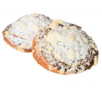 Mohnschnecken 2 Stück, frisch gebacken - glutenfrei