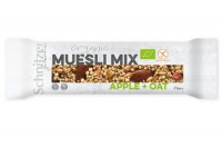 Bio Müsli Mix Riegel Apple + Oat - glutenfrei